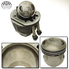 Zylinder & Kolben rechts BMW R80/7 (247)