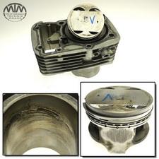 Zylinder & Kolben vorne Suzuki VS750 GLP Intruder