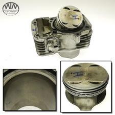 Zylinder & Kolben hinten Suzuki VS750 GLP Intruder