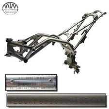 Rahmen, Fahrzeugbrief, Schein & Messprotokoll Yamaha BT1100 Bulldog (RP05)