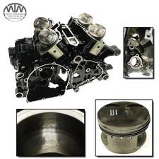 Motorgehäuse, Zylinder & Kolben Yamaha VMX-12 Vmax