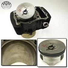 Zylinder & Kolben hinten Kawasaki VN1600 B Mean Streak