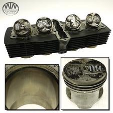 Zylinder & Kolben Honda CBX550F (PC04)