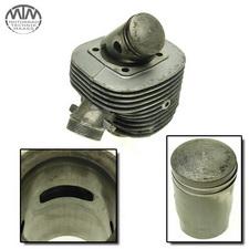 Zylinder & Kolben Simson KR51/1F Schwalbe