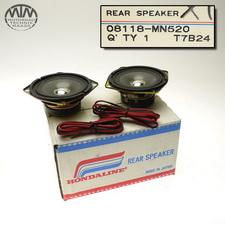 Lautsprecher Set hinten Honda GL1500 /SE Gold Wing (SC22)