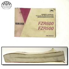 Bedienungsanleitung Yamaha FZR600 (3HE)