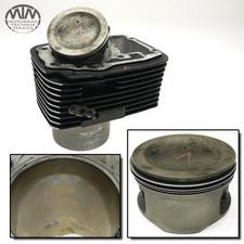 Zylinder & Kolben vorne Suzuki VL1500 / C1500 / C90 Intruder