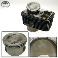 Zylinder & Kolben hinten Suzuki VL1500 / C1500 / C90 Intruder