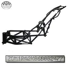Rahmen, US Title, U-Bescheinigung & Messprotokoll Ducati Monster 620 ie