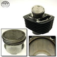 Zylinder & Kolben Honda TLR200 Reflex (MD09)
