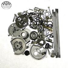 Schrauben & Muttern Motor Honda TLR200 Reflex (MD09)