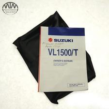 Fahrer Handbuch Englisch Suzuki VL1500 / C1500 Intruder