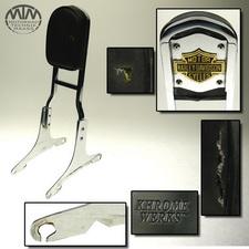 Sissybar, Rückenlehne Harley Davidson XL1200S Sportster Sport