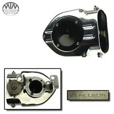 Kuryakyn Hypercharger mit K&N Filter Harley Davidson XL1200S Sportster Sport