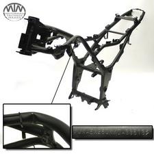 Rahmen, Fahrzeugbrief & Fahrzeugschein Kawasaki Ninja 250R (EX250)