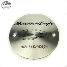 Motordeckel rechts Screamin Eagle Harley Davidson FLHTCUI 1450 Electra Glide Ultra Classic