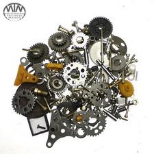 Schrauben & Muttern Motor Aprilia ETV1000 Capo Nord (PS)