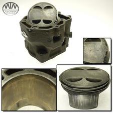 Zylinder & Kolben KTM 640 LC4 Adventure (4T-EGS)