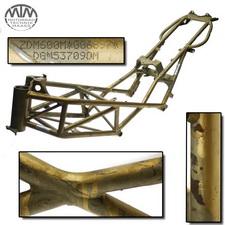 Rahmen, Fahrzeugbrief, Schein & Messprotokoll Ducati Monster 600 (M600)