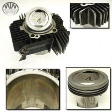 Zylinder & Kolben vorne Ducati Monster 600 (M600)