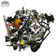 Schrauben & Muttern Fahrgestell BMW R1100R (259)