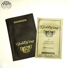 Fahrer Handbuch Honda GL1500 SE Gold Wing (SC22)
