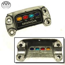 Lenkerklemme, Kontrollleuchten Honda CB750 Four