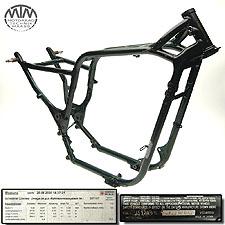 Rahmen, US Title, U-Bescheinigung & Messprotokoll Suzuki VS1400 Intruder (VX51L)