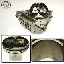 Zylinder & Kolben vorne Aprilia RSV1000 Tuono (RP)
