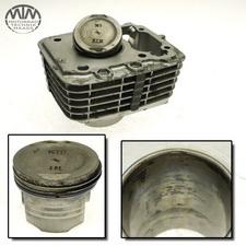 Zylinder & Kolben Honda CBF125M (JC40)