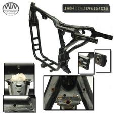 Rahmen, US Title, U-Bescheinigung & Messprotokoll Harley Davidson XL883H