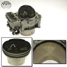 Zylinder & Kolben vorne Suzuki SV1000 (WVBX)