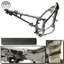Rahmen, Fahrzeugbrief, Schein & Messprotokoll Honda XRV750 Africa Twin (RD07)