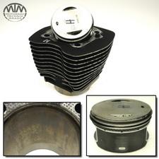 Zylinder & Kolben hinten Harley Davidson FLSTCI 1450 Heritage Softail Classic