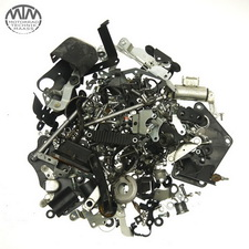Schrauben & Muttern Fahrgestell Yamaha FZ6R / XJ6F