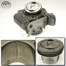 Zylinder & Kolben vorne Ducati Monster 600 Dark (M300AA)