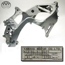 Rahmen, Fahrzeugpapiere & Messprotokoll Yamaha FJR1300A ABS (RP08)