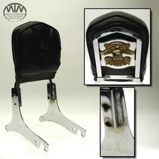 Sissybar, Rückenlehne Harley Davidson XLH1200 Sportster