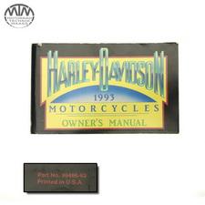 Fahrer Handbuch Harley Davidson XLH1200 Sportster