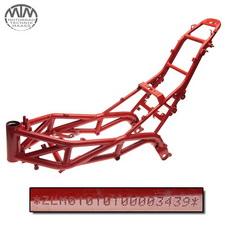 Rahmen, Fahrzeugpapiere & Messpotokoll Moto Morini Corsaro 1200