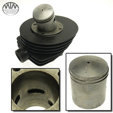 Zylinder & Kolben Adler M100