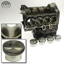 Motorgehäuse, Zylinder & Kolben BMW K1200RS (589)