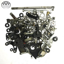 Schrauben & Muttern Fahrgestell Yamaha SR500 (48T)