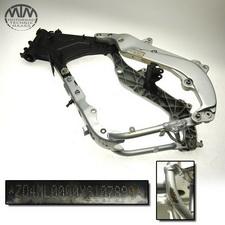 Rahmen, Fahrzeugbrief, Schein & Messprotokoll Aprilia Pegaso 650 (ML)
