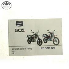 Bedienungsanleitung SFM ZZ125 (STR125GS)