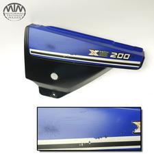 Verkleidung links Suzuki GT200E X5E