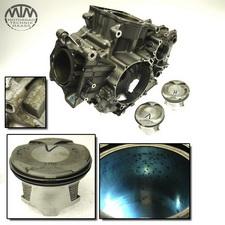 Motorgehäuse, Zylinder & Kolben Honda XL1000V Varadero (SD02)
