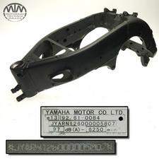 Rahmen, Fahrzeugbrief, Schein & Messprotokoll Yamaha YZF-R1 (RN12)