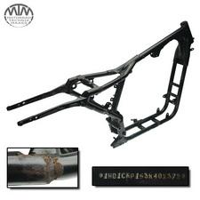 Rahmen, US Title, U-Bescheinigung & Messprotokoll Harley Davidson XLH1200 Sportster