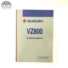 Fahrer Handbuch Suzuki VZ800 / M800 Intruder (WVB4)